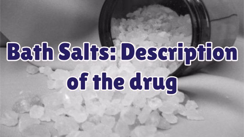 how to get bath salts drug