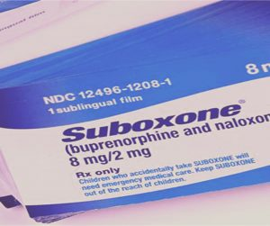 Suboxone an Opiate