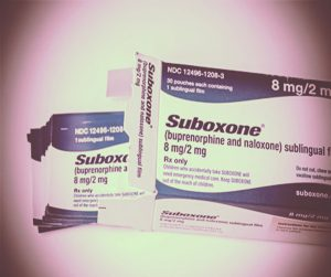 Suboxone how does it work