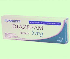 Diazepam 5 MG Tablet