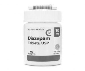 Diazepam in your system