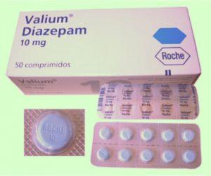 Valium drug
