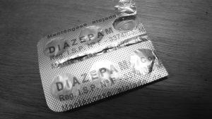 Diazepam work