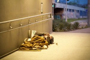 drugs and homelessness